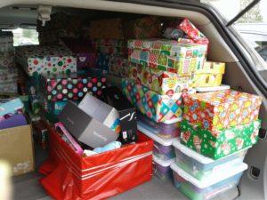 2017 Operation Christmas Shoebox