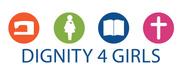 Dignity 4 Girls logo