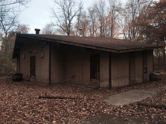 Walcamp cabin